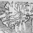 The purpose of the present article is publication and analysis of the content of the map of the Crimea, practically unknown in Ukraine, which is a part of the map of the South Sarmatia of 1526 by 'the father of the Polish Cartography' Bernard Wapowski.