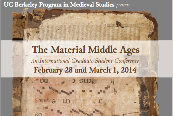 The Material Middle Ages