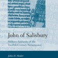 John was one of the best-educated men of his day and worked as a clerk to the archbishops of Canterbury; later in life, he became the treasurer of Exeter Cathedral and also the bishop of Chartres. John was a prolific author who wrote three major books, two saints' lives, two moralistic poems, and 325 personal letters.
