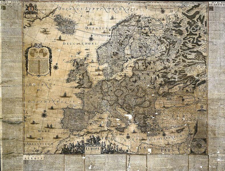 The Atlas Blaeu-Van der Hem