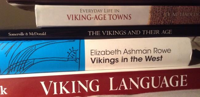 new books on the vikings