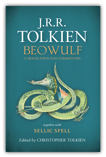 J.R.R. Tolkien's Beowulf published today