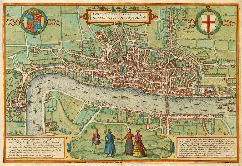 Medieval London Quiz