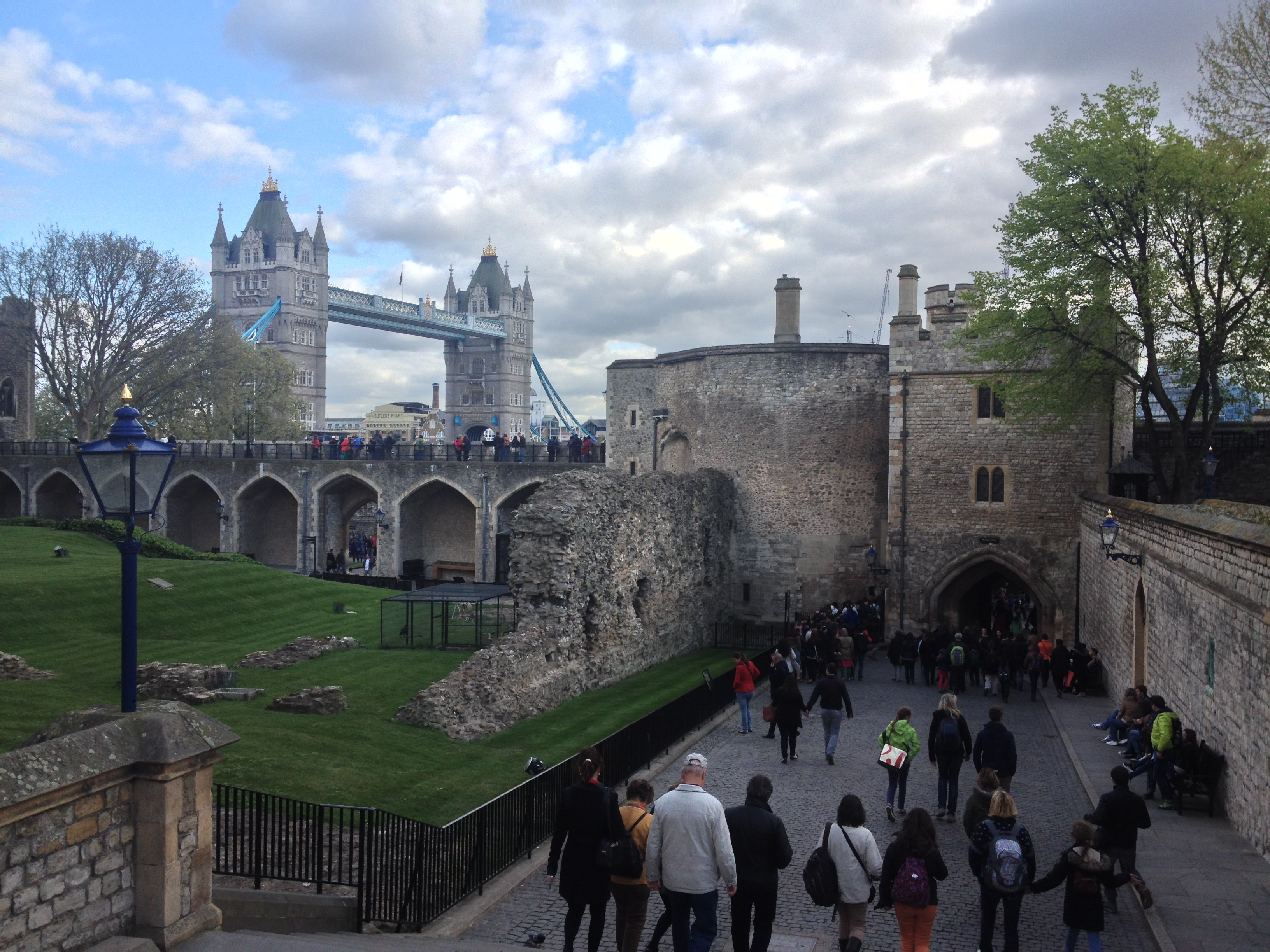 Tours: Tower of London. Photo by Medievalists.net