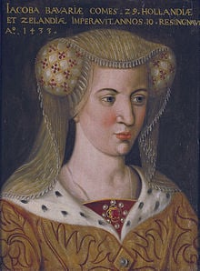 Disinheritance: Some thoughts about Jacqueline of Hainault and Anne Neville