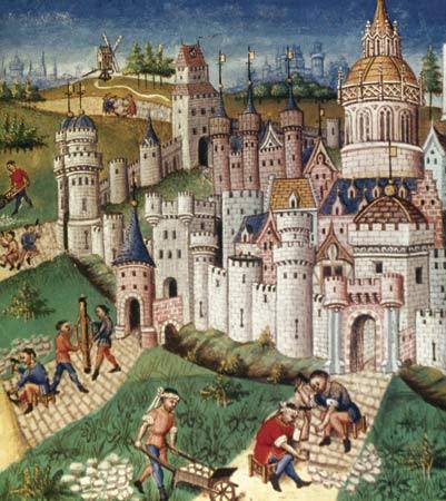 Medieval laity