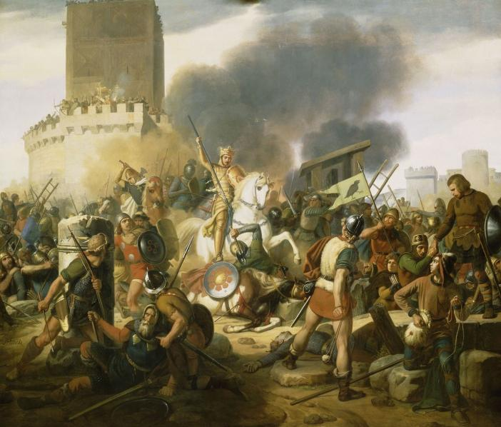 Siege_of_Paris - ean-Pierre Franque (1774–1860)