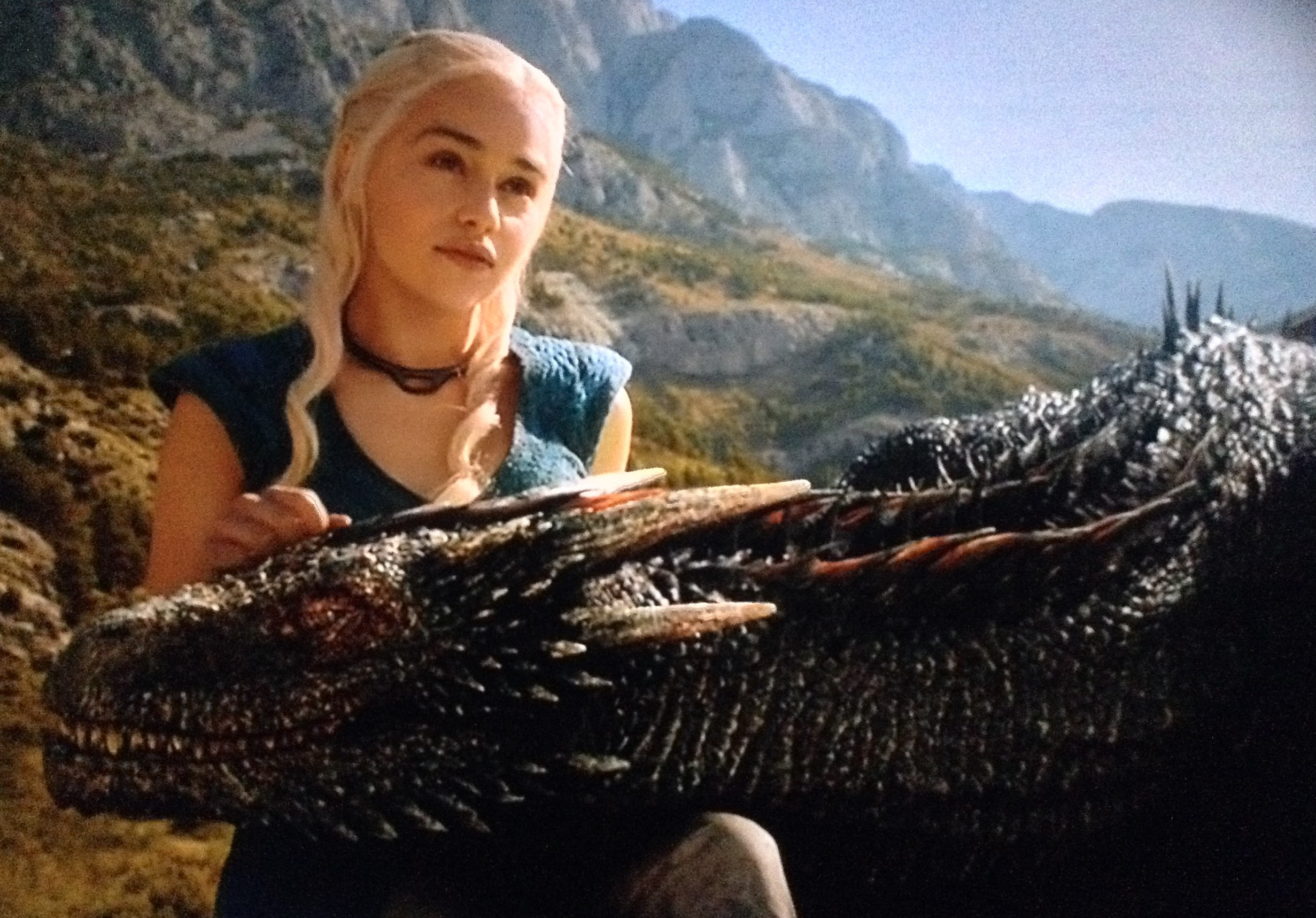 Ten Thoughts on Game of Thrones, Season 4 Episode 1: Two ...