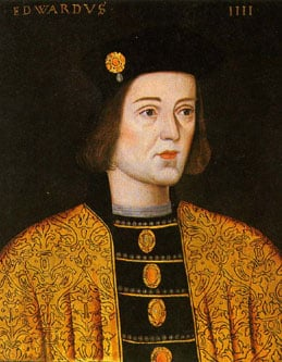 king-edward IV