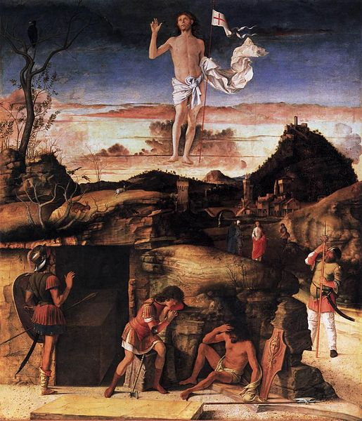 Giovanni Bellini - Resurrection of Christ