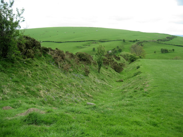 when was offas dyke built