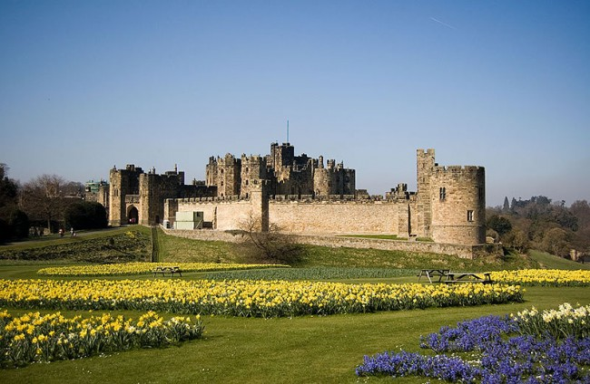 Top 10 Medieval Castles in England