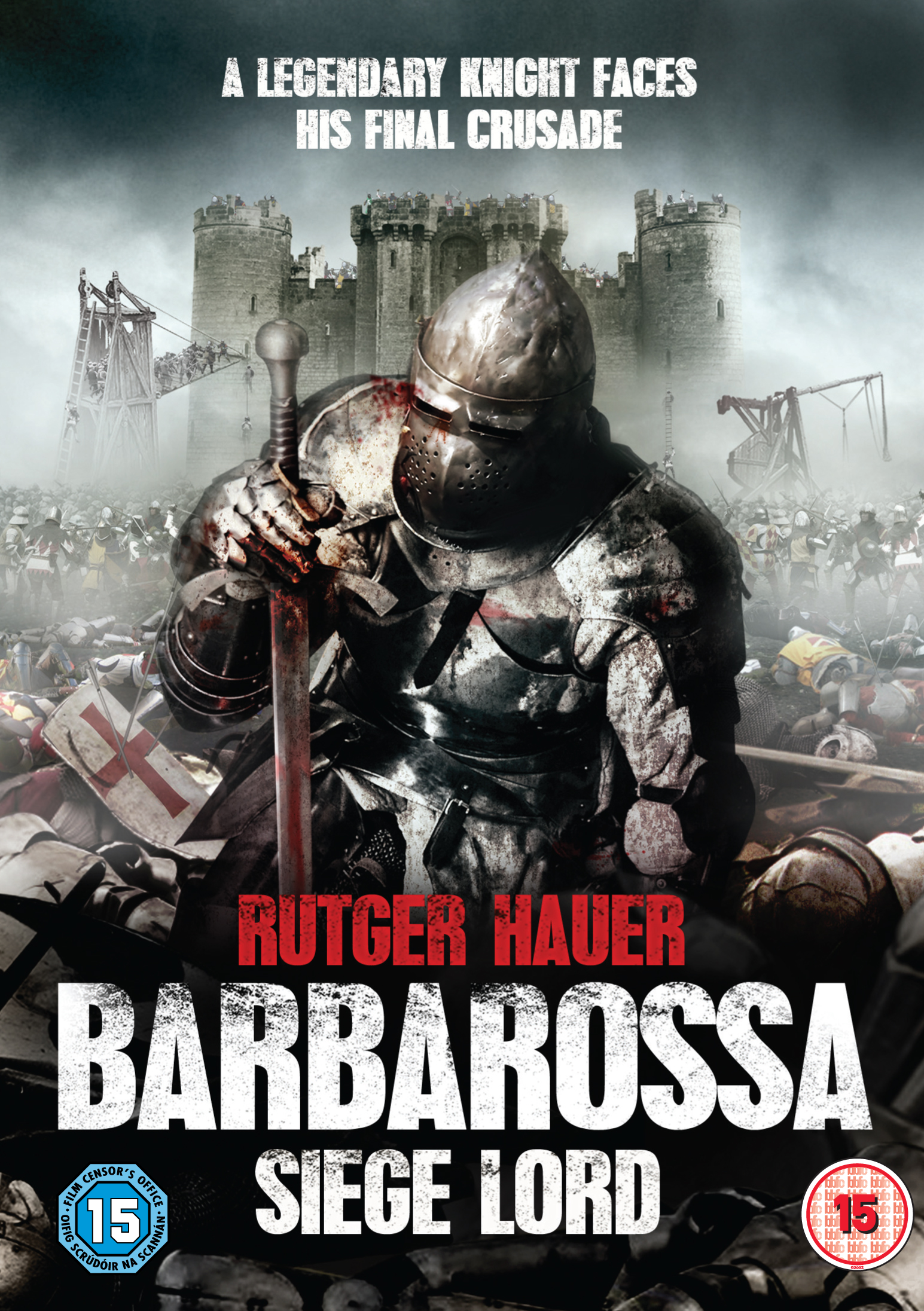 Barbarossa - Movie Poster