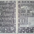 My objective here is to examine briefly the influence of Medievalism on the emergence of the concept of the beautiful book in the Arts and Crafts movement, first in England and then its impact in publication design in the United States in the late 19th and early 20th centuries.