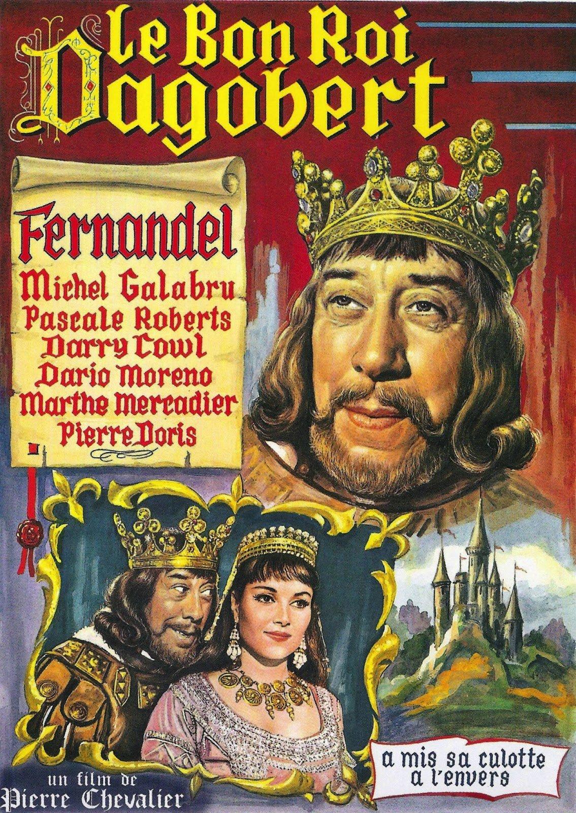 The Good King Dagobert
