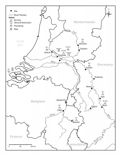 Map created by Barbara Sobota