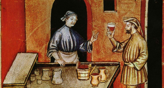 Drink And Be Merry Wine And Beer In Ancient Times