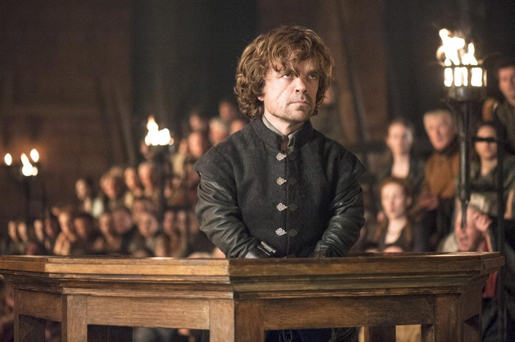 Ten thoughts on game of thrones