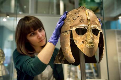 British Museum Sue Brunning Sutton Hoo