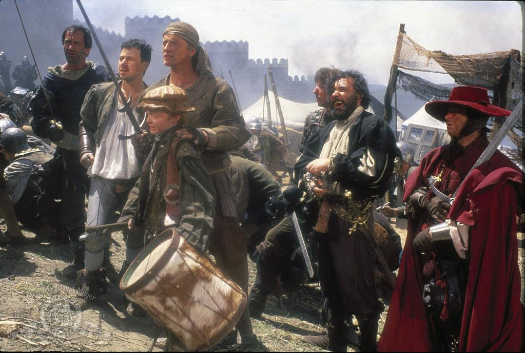 Martin and his mercenaries - Flesh and Blood