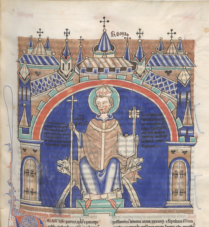 Array - pope vs state  the medieval catholic church as an      rh   medievalists net