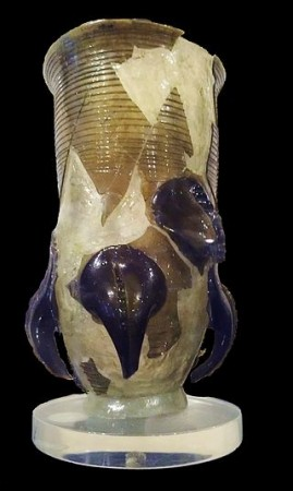 Snape claw beaker