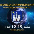 Watch here the World Championships in Historical Medieval Battle!
