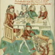The J. Paul Getty Museum's newest exhibition Chivalry in the Middle Ages, which begins on July 8, 2014 at the Getty Center in Los Angeles, demonstrates how manuscripts of a variety of genres, ranging from romances to hunting treatises, played a central role in promoting the tenets of chivalry.