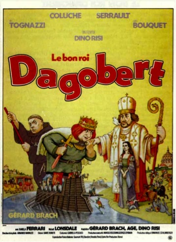 Merovingian Movies Mania, Part 3: The Good King Dabogert 1984 or why remakes are never as good as the original