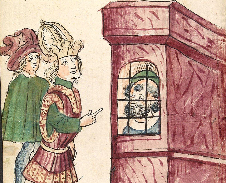 medieval prisons