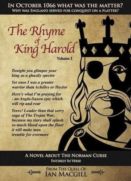 rhyme of king harold