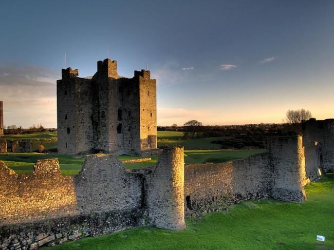 top 10 medieval castles ireland