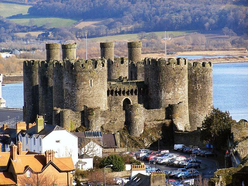 top 10 medieval castles wales