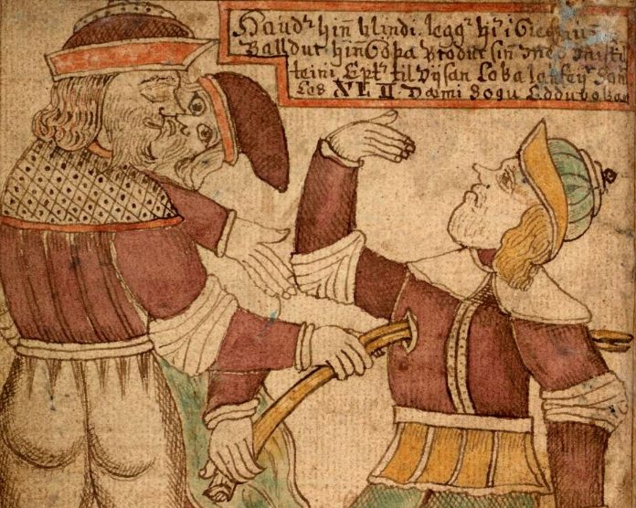viking nicknames
