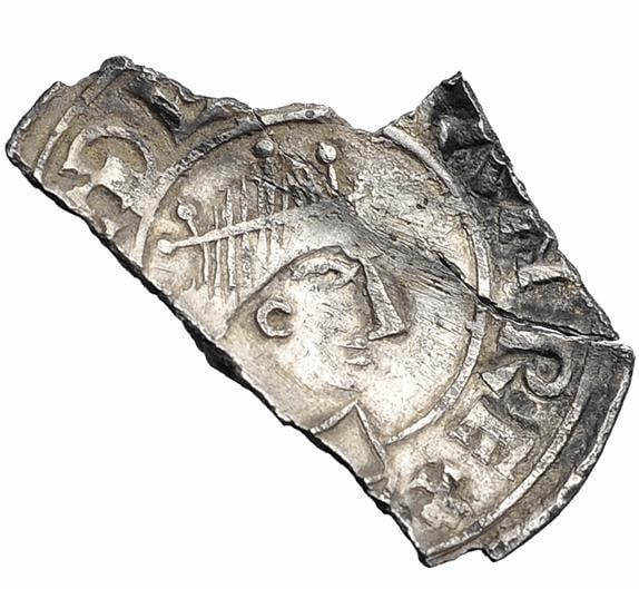 Aethelstan penny - photo by Rasiel Suarez