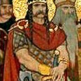 Until recently it was generally held that Scotland first began to take shape with a union of Picts and Scots under Cinaed mac Ailpín, who died in 858.