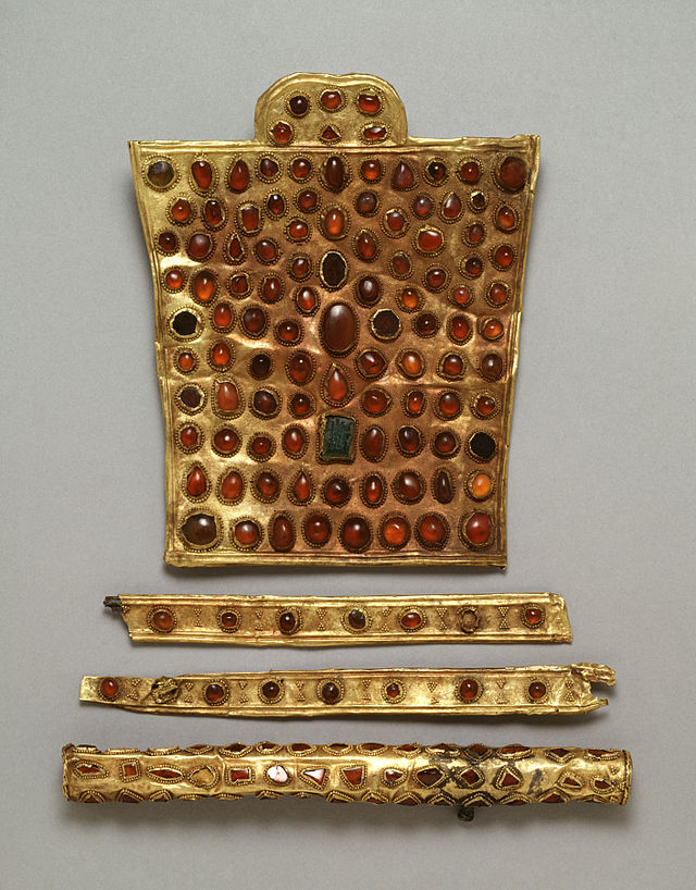 Hunnish -Set of Horse Trappings