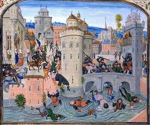 Defeat of the Jacquerie 9 June 1358