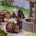 One of the oddest myths about the Middle Ages is that people did not drink water.