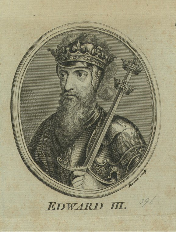 edward III - 19th century image - New York Public Library