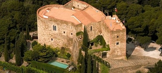 Dating back to the 11th century, this castle is selling for about $9 million.