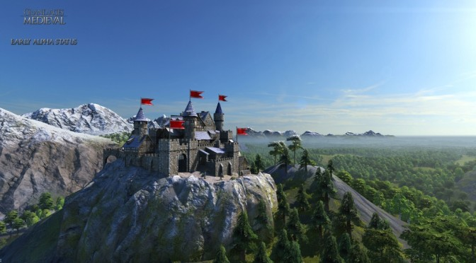 Grand Ages: Medieval coming to your computer screens in 2015
