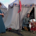 We are visiting the medieval fair on Gotland. Here we find people dedicating mostly of their spare time to as accurate as possible recreate medieval life. What makes them want to do that? Is it geeks escaping reality or a proper presentation of researched history? Or maybe a little bit of both?