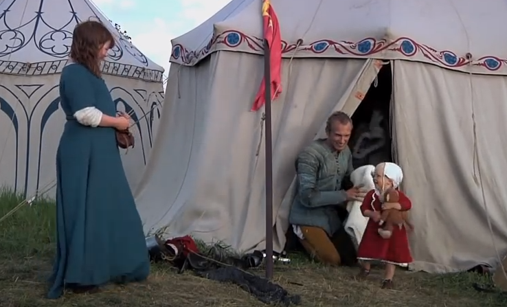 The Reenactors: A Documentary on Medieval reenactors