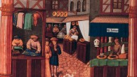 This short review discusses about itinerant sellers in Friuli, who are Cramaro called (XI-XIX centuries). Attention is focused, in particular, on the question if some of theme were alchemists.