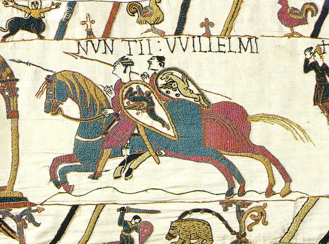 Ten Things You May Not Have Noticed In The Bayeux Tapestry Medievalists Net