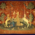 Scholars believe that the tapestries were commissioned in the late XVth century by a member of the Le Viste family