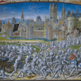 From drunken armies to blind kings fighting, the Middle Ages saw some unusual battles. Here is our list of the 10 strangest battles of the Middle Ages