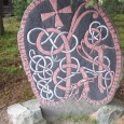 These skilled warriors and seamen had a unique art. Probably the best known artifices of them are the tombstones with engraved drawings; most of them preserve writings with rune scripts and therefore they are called runastones.