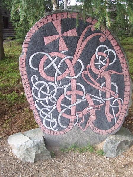 Ancient Viking Art